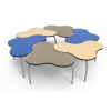 ELO Collaborative School Tables by WB Manufacturing