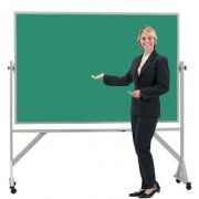 Reversible Board Chalkboard Both Sides (4'x3')