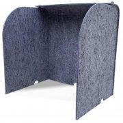 Acoustic Desktop Surround Protection Screen (24
