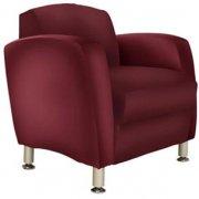 Accompany Metal Leg Reception Chair Grade 1
