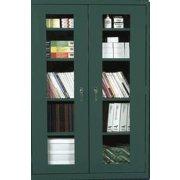 Stationary C-Thru Storage Cabinet Full Height (36