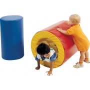Toddler Tumble n' Roll Soft Play Tunnel