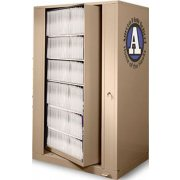 Times-2 Rotary Music Library Filing System - 7-Tier Adder