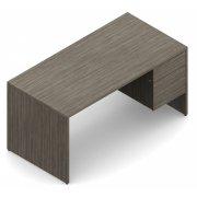 Genoa Right Pedestal Office Desk (30x60