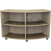 Academia Curved School Bookcase (36