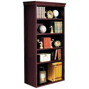 Bedford Bookcase with 3 Adj & 1 Fixed Shelf (36
