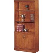 Belmont Bookcase with Doors (36