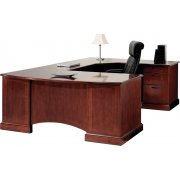 Belmont Right Corner U-Shaped Office Desk
