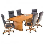 Belmont Boat Conference Table (120