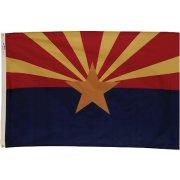 Nylon Outdoor Arizona State Flag (3x5')