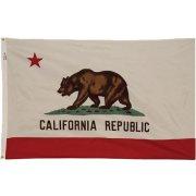 Nylon Outdoor California State Flag (3x5')