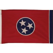 Nylon Outdoor Tennessee State Flag (3x5')