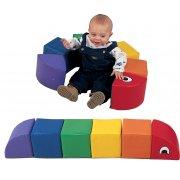 Baby Inchworm Soft Play Form