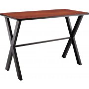 Collaborator Table - HPL Top, MDF, Protect Edge (30x60x42