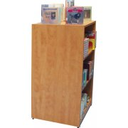 Laminate Double-sided Library Shelving (36