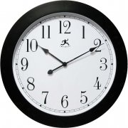 Nexus Oversized Decorative Classroom Wall Clock (26