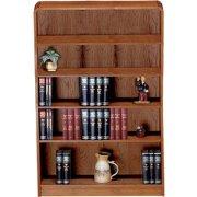 Classic Radius Bookcase (3'Wx6'H)