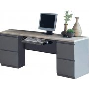 Mayline CSII Executive Office Computer Credenza