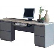 Safco CSII Executive Office Computer Credenza