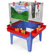 4-Station Paint Center Toddler
