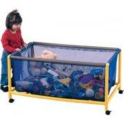 Mobile Mesh Toy Box - Large (43x25