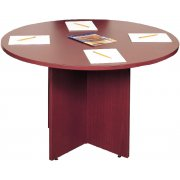 Round Conference Table (X-Leg)
