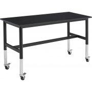 Adj Standing STEM Demonstration Table - Phenolic Top (24x60