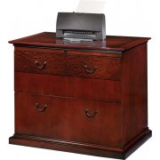 Del Mar 2 Drawer Lateral File Cabinet