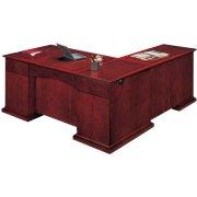 Del Mar Left Exec. L Office Desk