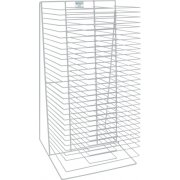Tabletop Drying Rack - Single Sided - 30 Shelves (12