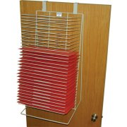 Wall/Door Drying Rack - 30 Shelves (12