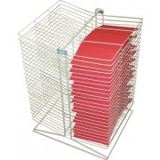 Tabletop Drying Rack - 50 Shelves (10