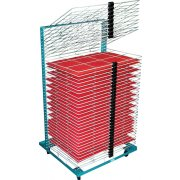 Port-O-Rack Drying Rack - 40 Shelves (18