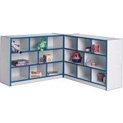 Educational Edge Youth-Size Hinged Cubby Storage