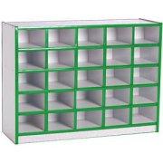 Educational Edge Cubby Storage - 25 Cubbies