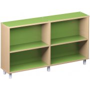 Palette Envision Library Shelving (63