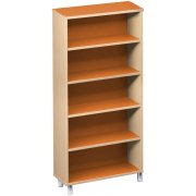 Palette Envision Library Shelving (32