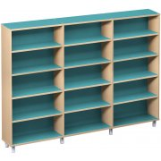 Palette Envision Library Shelving (94