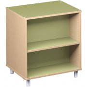 Palette Envision Library Shelving - Double-Sided (32
