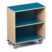 Palette Mobile Library Shelving (32