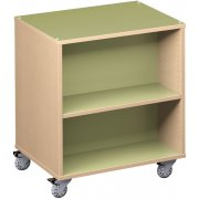 Palette Mobile Cubby Storage - Double-Sided (32