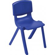 Stackable Resin Preschool Chairs (10