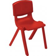 Stackable Resin School Chairs (14