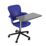Ethos Student Task Chair with Tablet, Cup Holder