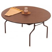 Melamine Round Banquet Table (60