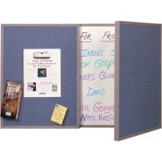 VisuALL Personal Tack-Whiteboard-Blue (3'x2')