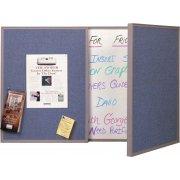 VisuALL Personal Tack-Whiteboard-Blue (3'x2')