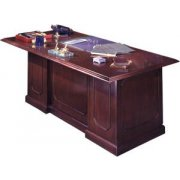 Governors Double Pedestal Office Desk