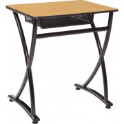 Illustrations V2 Open Front School Desk - Laminate (26.5