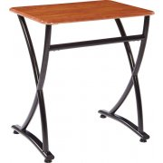 Illustrations V2 Classroom Desk - Hard Plastic Top (29.5